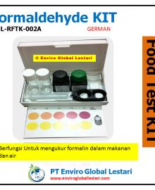 Formaldehyde kit