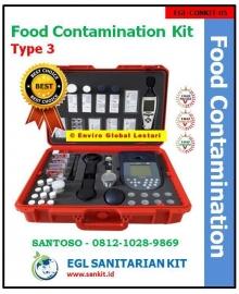 Food Contamination Kit digital