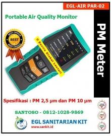 Portable Air Quality Monitor