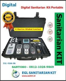 Digital Sanitarian Kit Portable 2021-2022-2023
