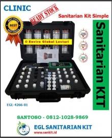 Ready Stock Sanitarian Kit Simple