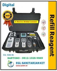 Refill Reagent Sanitarian Kit