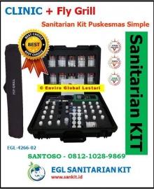 Sanitarian Kit PUSKESMAS Simpel