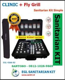 Sanitarian kit simple 2021-2022-2023