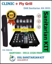 DAK Sanitarian Kit 2021-2022-2023
