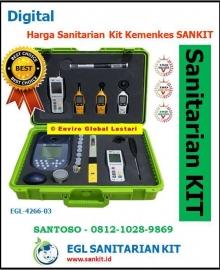 Harga Sanitarian Kit Kemenkes SANKIT