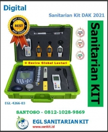 Sanitarian Kit DAK 2021-2022-2023
