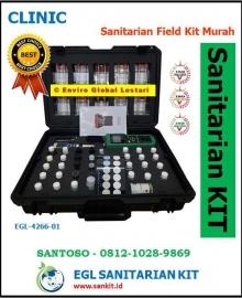 Sanitarian Field Kit Murah 2021-2022-2023