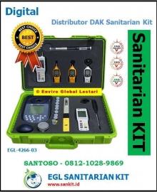Distributor DAK Sanitarian Kit