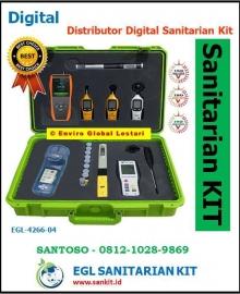 Distributor Digital Sanitarian Kit