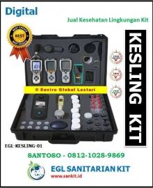 Jual Kesehatan Lingkungan Kit