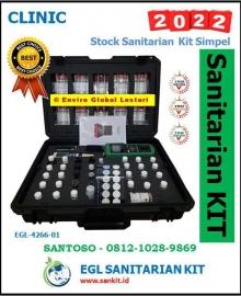 Sanitarian Kit 2022 Simpel