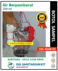 Weighted Water Sample Bottle
