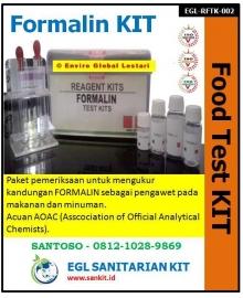 Formalin Test Kit