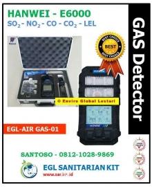 Gas Detector Sanitarian Kesling