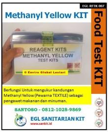 Methanyl Yellow Test Kit